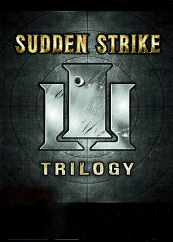 Sudden Strike Trilogy Steam Key GLOBAL