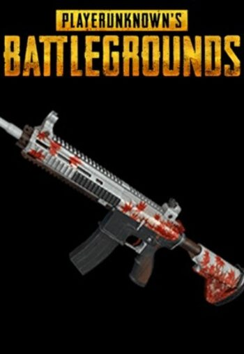 PlayerUnknown's Battlegrounds M416 Full Autumn Skin (DLC) Steam Key GLOBAL