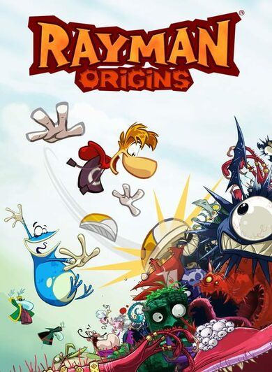 Rayman Origins Uplay Key EUROPE