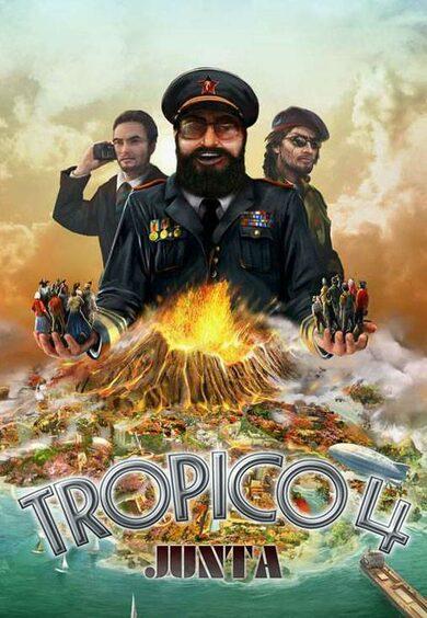 Tropico 4: Junta Military (DLC) Steam Key EUROPE