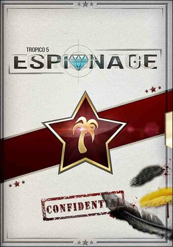 Tropico 5: Espionage (DLC) Steam Key GLOBAL