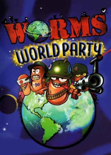 Worms World Party Remastered Steam Key EUROPE