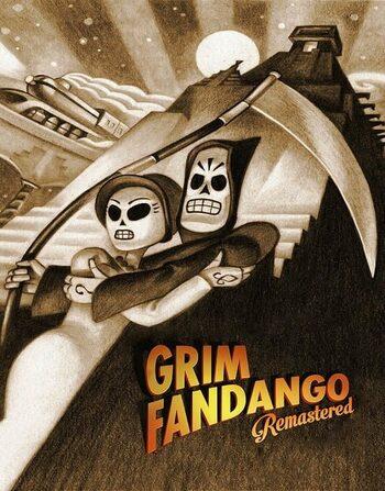 Grim Fandango Remastered Steam Key GLOBAL