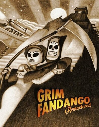 Grim Fandango Remastered Steam Key GLOBAL