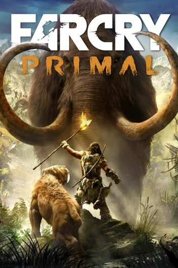 Far Cry Primal Uplay Clave GLOBAL