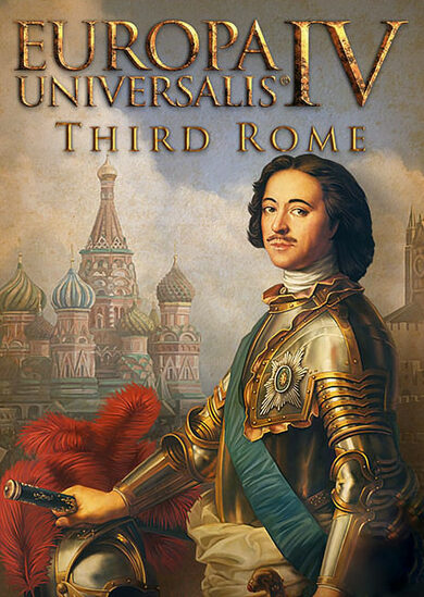 Europa Universalis IV - Third Rome (DLC) Steam Key GLOBAL