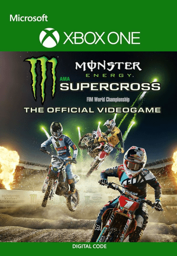 Monster Energy Supercross: The Official Videogame XBOX LIVE Key UNITED STATES