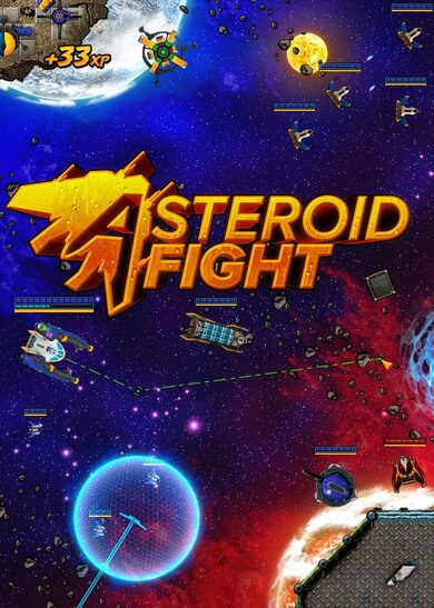 Asteroid Fight Steam Key GLOBAL