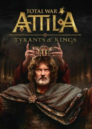 Total War: Attila - Tyrants and Kings Edition Steam Key GLOBAL