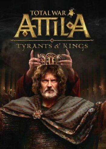 Total War: Attila - Tyrants and Kings Edition Steam Key GLOBAL