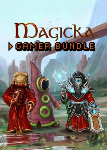 Magicka - Gamer Bundle (DLC) Steam Key GLOBAL