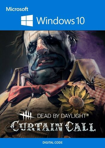 Dead by Daylight - Curtain Call Chapter (DLC) - Windows 10 Store Key GLOBAL