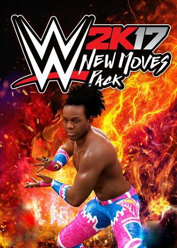 WWE 2K17 - New Moves Pack (DLC) Steam Key EUROPE