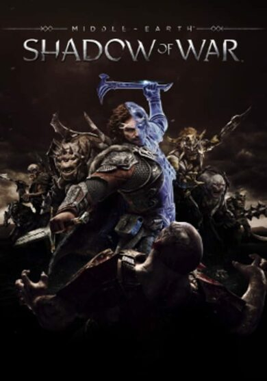 Middle-earth: Shadow of War - (Gold Edition) Steam Key  ASIA / EMEA / NORTH AMERICA
