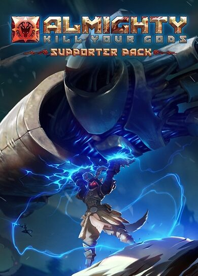 Almighty: Kill Your Gods Supporters Pack (DLC) (PC) Steam Key GLOBAL