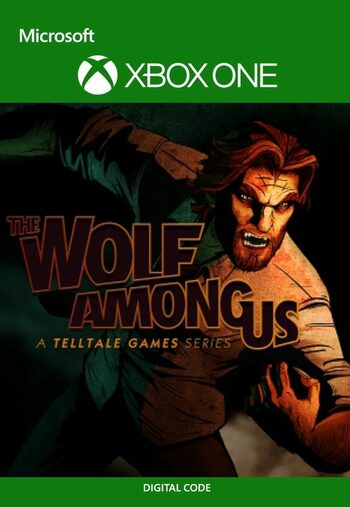 The Wolf Among Us XBOX LIVE Key UNITED STATES