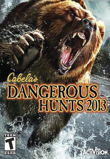 Cabela's Dangerous Hunts 2013 + Cabela's Hunting Expeditions Steam Key GLOBAL
