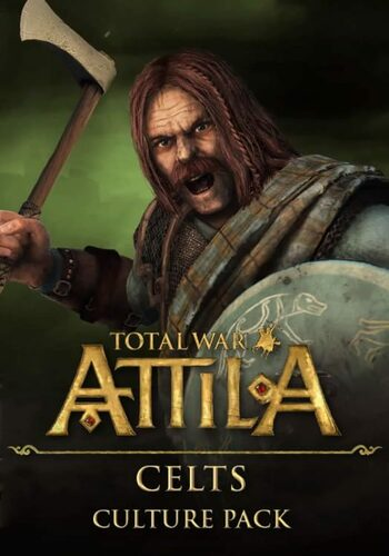 Total War: Attila - Celts Culture Pack (DLC) Steam Key GLOBAL