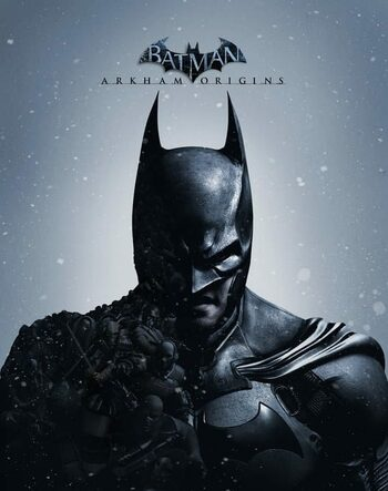 Batman: Arkham Origins Steam Clave GLOBAL