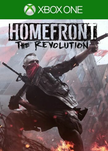 Homefront: The Revolution (Xbox One) Xbox Live Key UNITED STATES