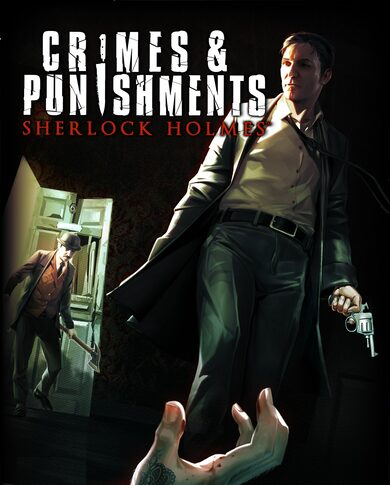 Sherlock Holmes: Crimes and Punishments Steam Key GLOBAL