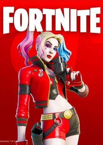 Fortnite - Rebirth Harley Quinn Skin (DLC) Epic Games Key UNITED STATES
