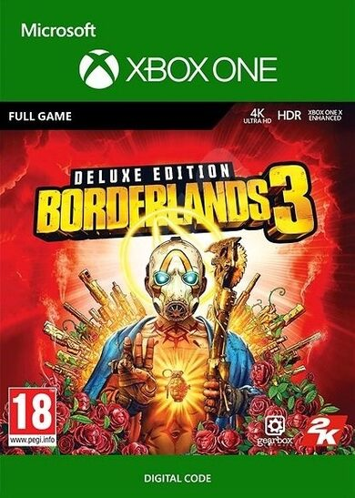Borderlands 3 Deluxe Edition (Xbox One) Xbox Live Key UNITED STATES