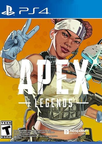 Apex Legends: Lifeline Edition (DLC) (PS4) Código de PSN EUROPE