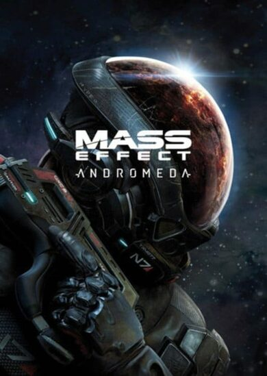 Mass Effect : Andromeda clé Origin GLOBAL