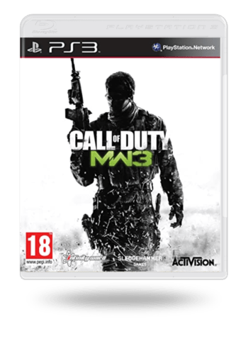 Call of Duty: Modern Warfare 3 With DLC Collection 1 PlayStation 3
