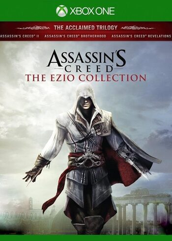 Assassin's Creed - Ezio Trilogy (Xbox One) Xbox Live Key UNITED STATES