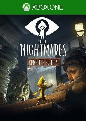 Little Nightmares (Complete Edition) (Xbox One) Xbox Live Key UNITED STATES