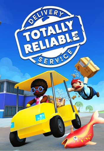 Totally Reliable Delivery Service Steam Key GLOBAL