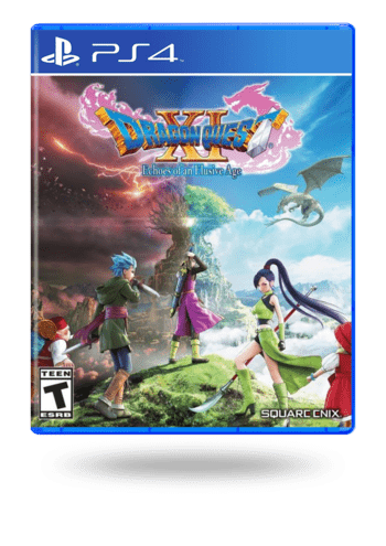 DRAGON QUEST XI: Echoes of an Elusive Age PlayStation 4