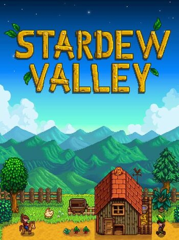 Stardew Valley clé Steam GLOBAL