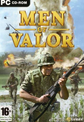Men of Valor Steam Key GLOBAL