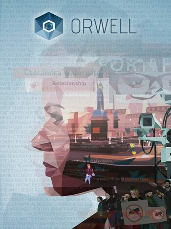 Orwell: Keeping an Eye On You Steam Key GLOBAL