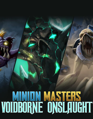Minion Masters - Voidborne Onslaught (DLC) Steam Key GLOBAL