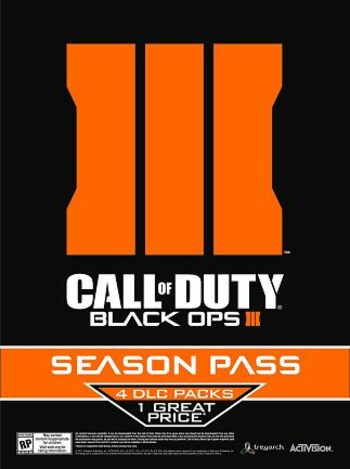 Call of Duty: Black Ops 3 - Season Pass (DLC) Steam Key GLOBAL