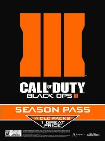 Call of Duty: Black Ops 3 - Season Pass (DLC) Steam Key GLOBAL