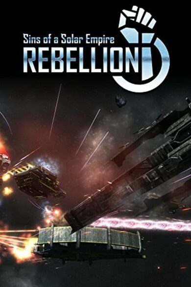 Sins of a Solar Empire: Rebellion Steam Key GLOBAL