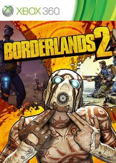 Borderlands 2 - X360 Xbox Live Key GLOBAL