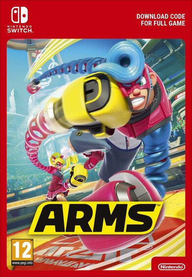 ARMS (Nintendo Switch) eShop Key EUROPE фото