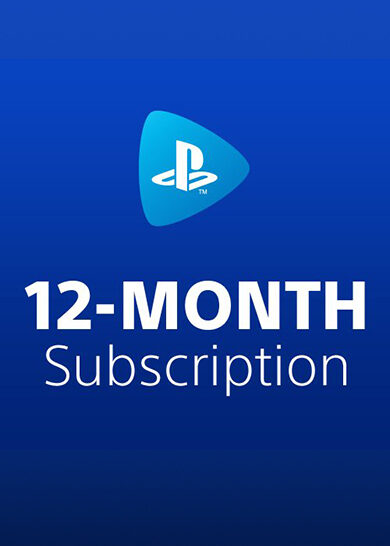 PlayStation Now 12 Month Subscription PSN Key UNITED STATES