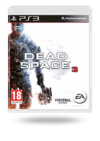 Dead Space 3 PlayStation 3