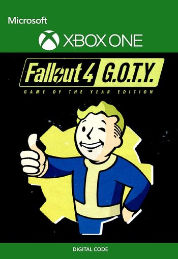 Fallout 4 (GOTY) (Xbox One) Xbox Live Key UNITED STATES