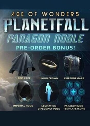 Age Of Wonders: Planetfall - Paragon Set (DLC) Steam Key GLOBAL