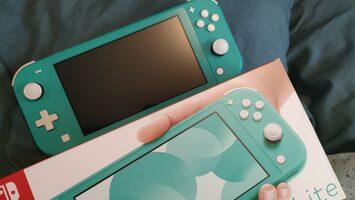 Nintendo Switch Lite, Turquoise, 32GB