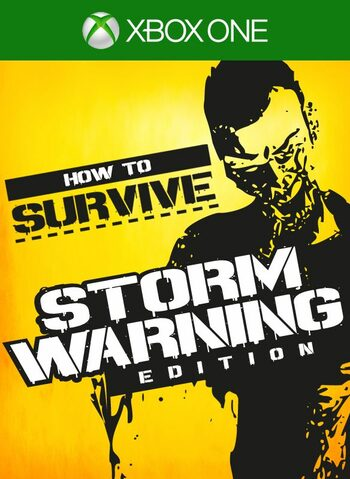 How to Survive: Storm Warning Edition XBOX LIVE Key UNITED STATES