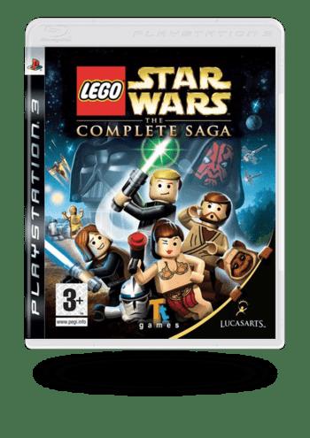 LEGO Star Wars: The Complete Saga PlayStation 3